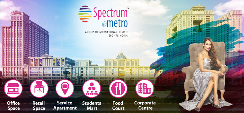 7002f494af3c2 Spectrum Metro – Commercial Project in Noida Sector 75